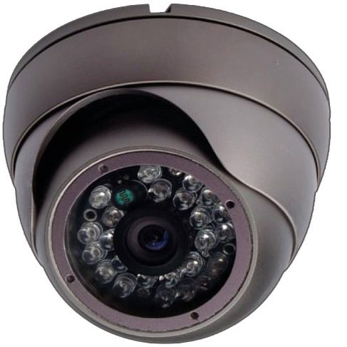 Camera Hdcvi Dome De Exterior Antivandal 1mp Kmw Km-2010cvi