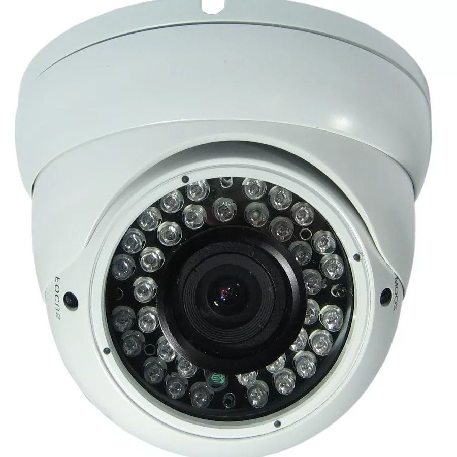 Camera dome de exterior 4 in 1 KMV KM-5010XVI 1 MP 720p