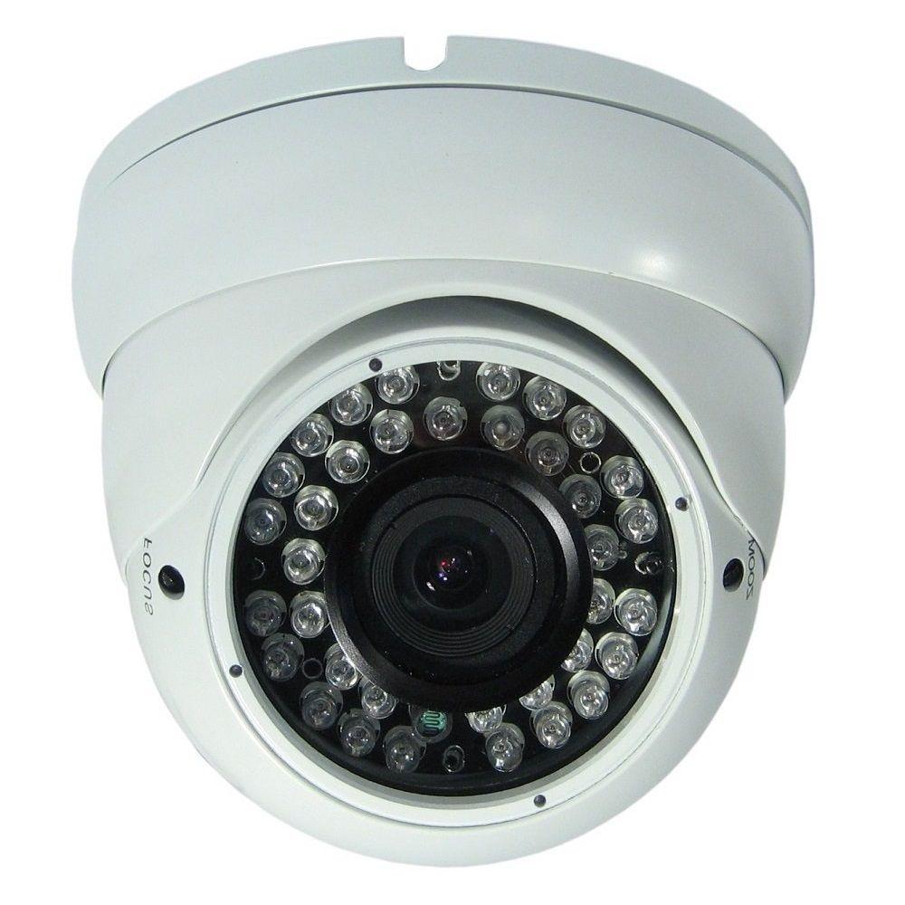 Camera Dome De Exterior 4 In 1 Kmw Km-5200xvi 2 Mp 1080p