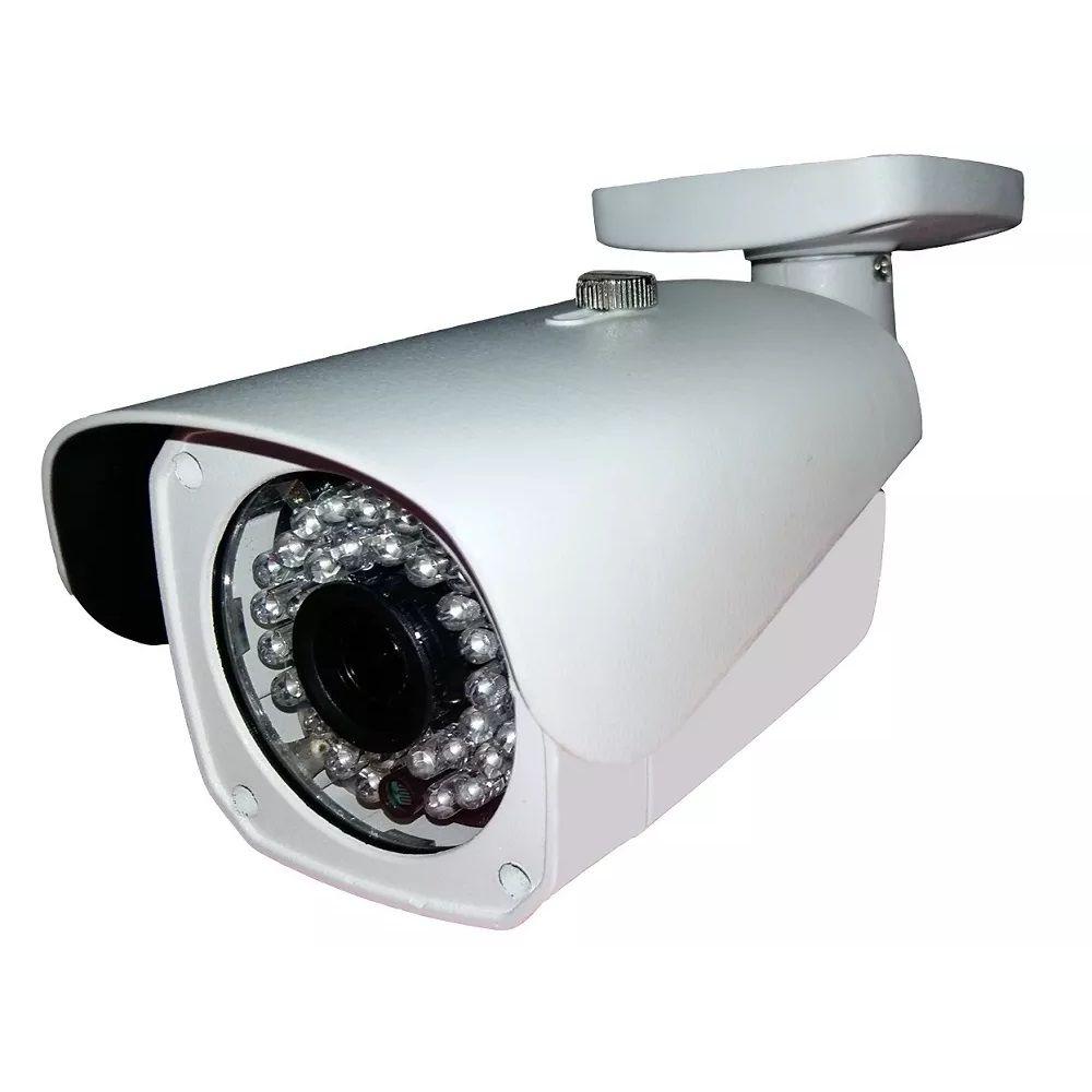 Camera Bullet De Exterior 4 In 1 Kmw Km-6200xvi 2 Mp 1080p