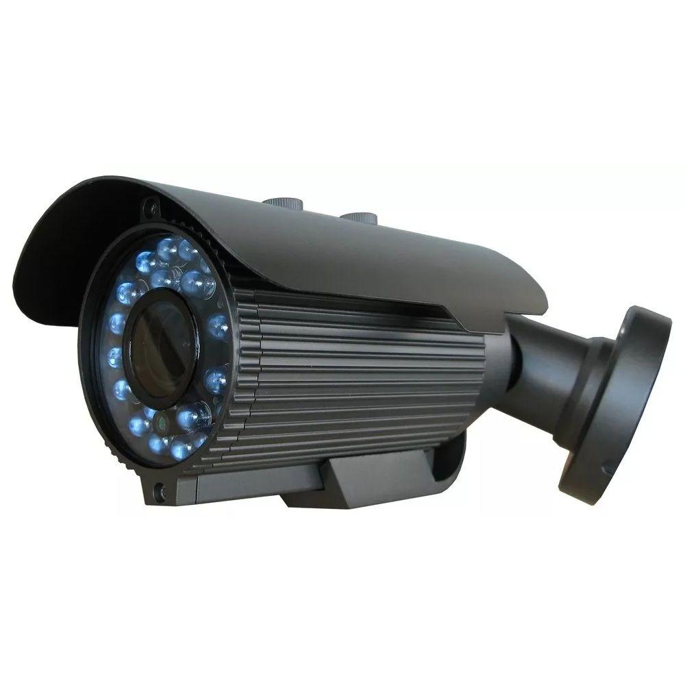 Camera Bullet De Exterior 4 In 1 Kmw Km-7010xvi 1 Mp 720p
