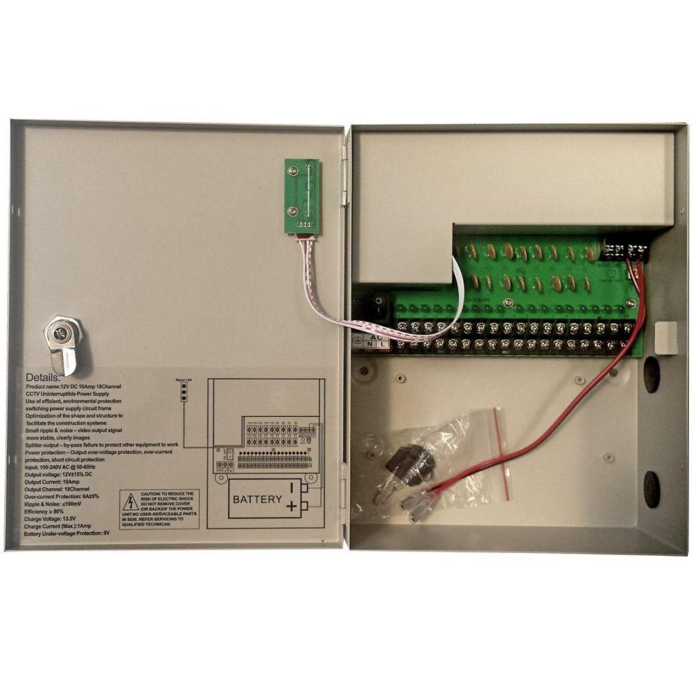 Sursa de alimentare KMW KM-PS10A de 10A in cutie