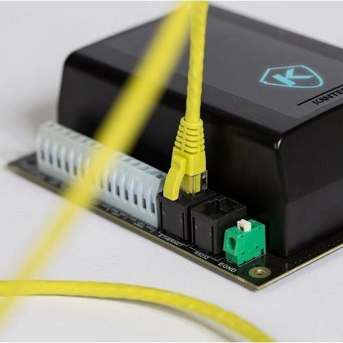 Centrala de acces IP pentru 1 usa Kantech KT-1-PCB