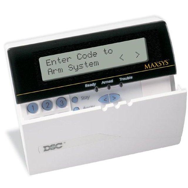 Tastatura LCD DSC 4501