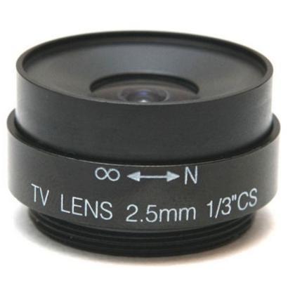 Lentila Economica 2.5mm Kmw Le2.5