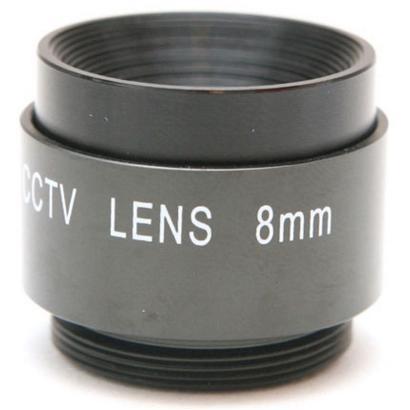 Lentila Economica 8mm Kmw Le8