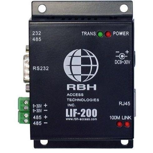 Convertor Lan Rbh Lif-200