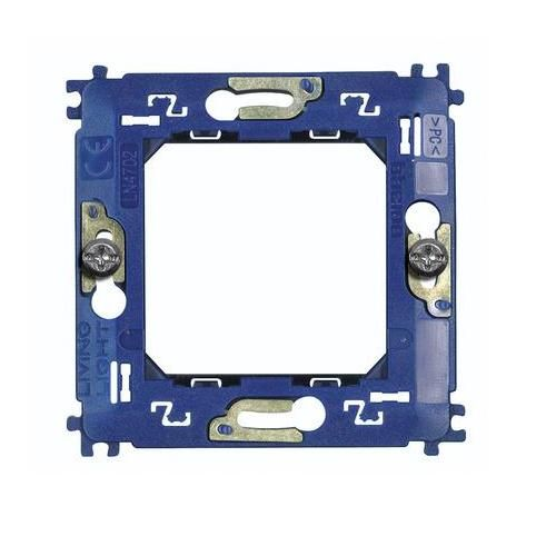 Suport 2 module Bticino Living light LN4702