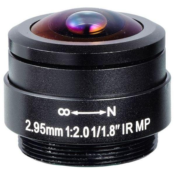 Lentila Fixa Megapixel 2.95mm Evetar M118f029520ir
