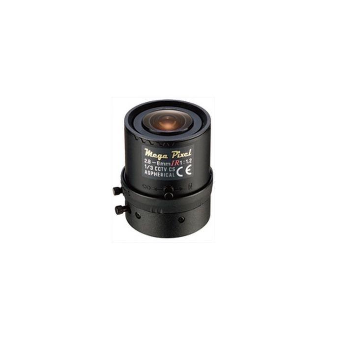 Lentila Varifocala Megapixel 2.8-8mm Tamron M13vm2