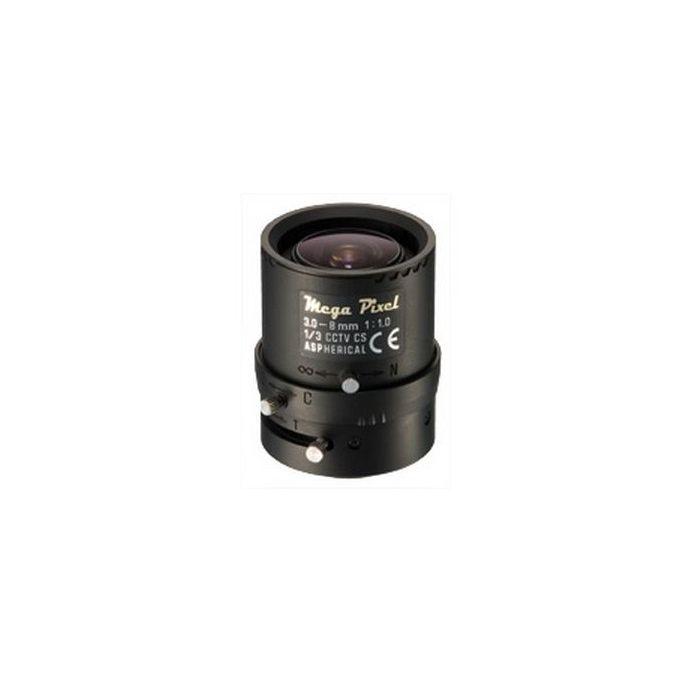 Lentila Varifocala Megapixel 3-8mm Tamron M13vm308