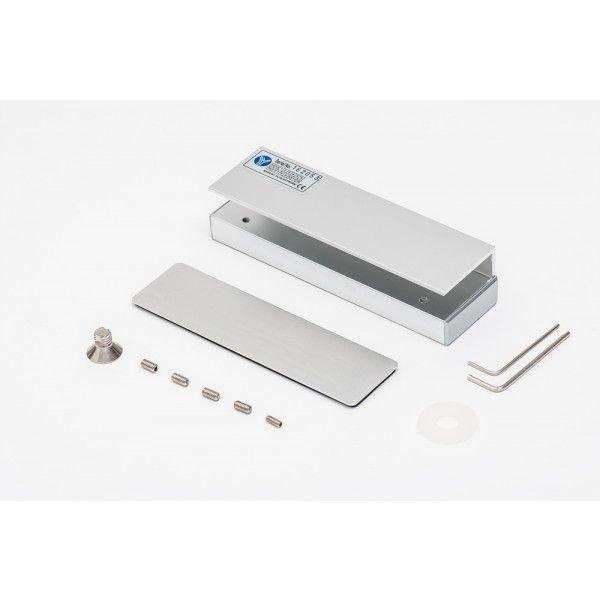 Suport pentru montarea contraplacii magnetilor de 180 Kgf pe usi de sticla MBK-180U