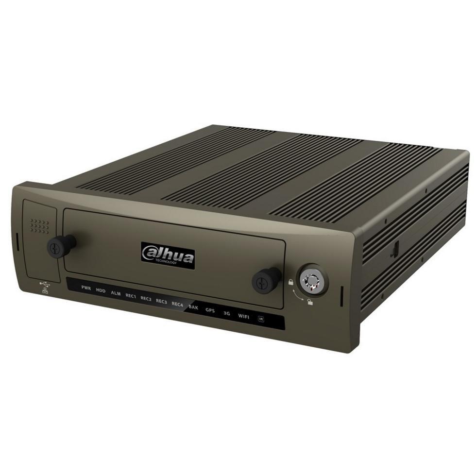 DVR HDCVI auto cu 4 canale DAHUA MCVR5104-GCW