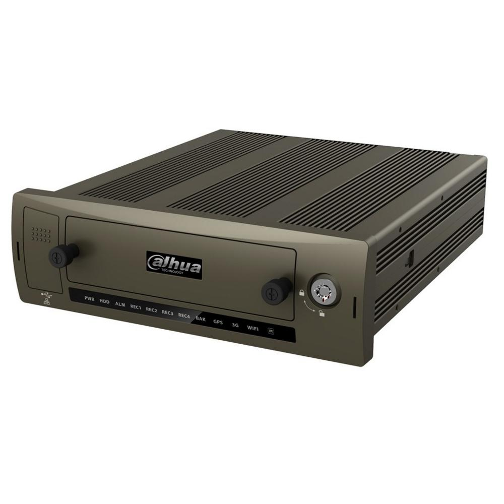 DVR HDCVI auto cu 4 canale DAHUA MCVR5104