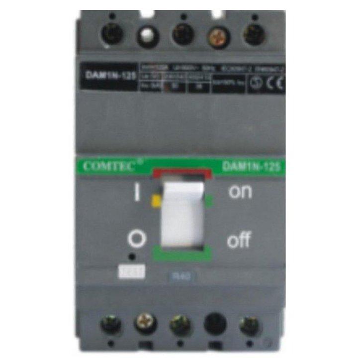 Intrerupator automat MCCB 3P COM-BB N160/125A 35kA Comtec MF0001-22381