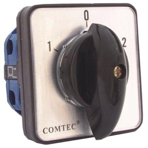Comutator cu came 1-0-2 1P 1 etaj 20A Comtec MF0002-11520