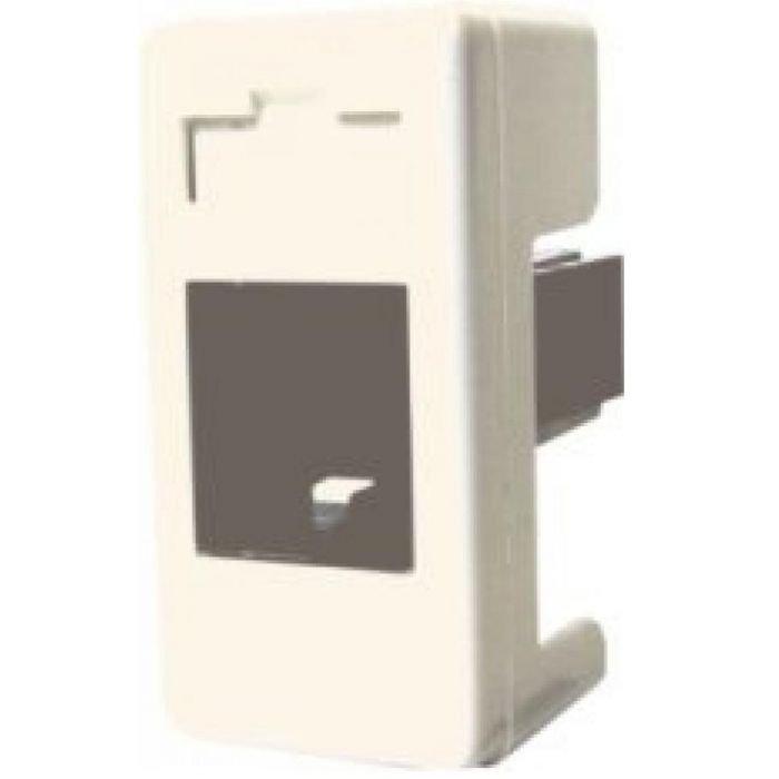 Priza 1M UTP CAT5E Stil Comtec MF0012-04851