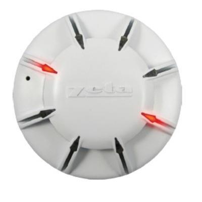 Detector De Fum Dual Optic/termic Conventional Zeta Mkii-oh