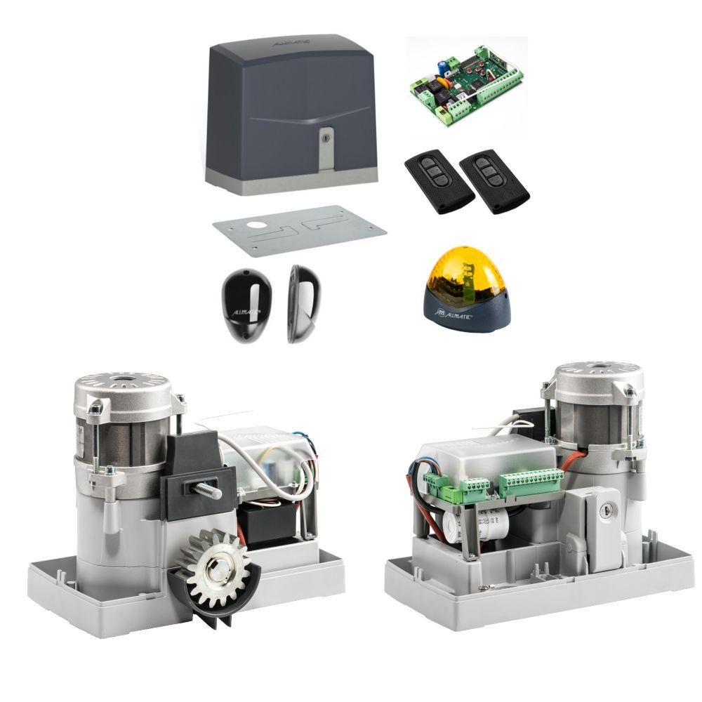 Automatizare porti culisante Allmatic Moveo pentru porti de pana la 600Kg