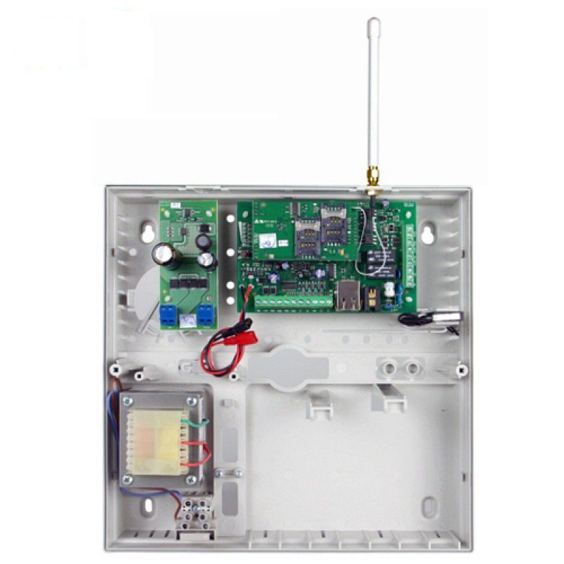 Placa Comunicator port serial/IP/GPRS MultiCOMM IP/GPRS - s PCB