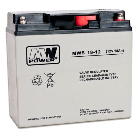 Acumulator MW Power MWS12-18 12V 18Ah