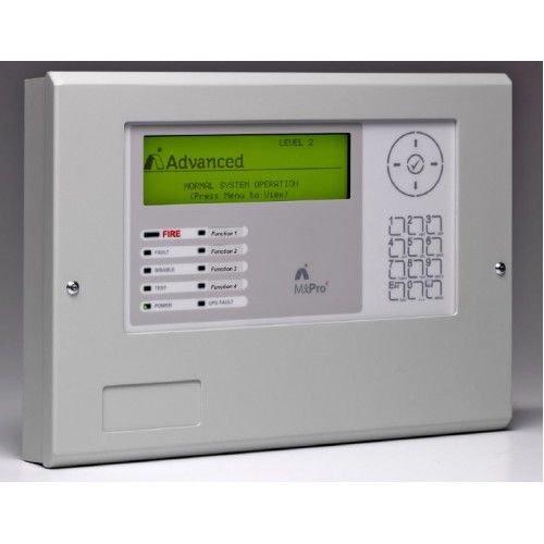 Terminal de afisare la distanta Advanced Electronics Mx-4010/FT cu interfata de retea toleranta la defecte