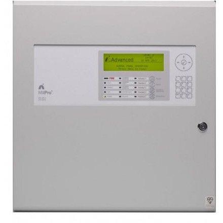 Centrala adresabila cu 2 carduri de bucla Advanced Electronics Mx-4202/D cu carcasa adanca