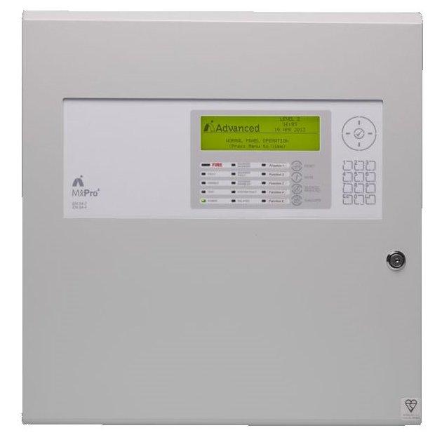 Centrala adresabila Advancred Electronics Mx-4400/LE in carcasa mare