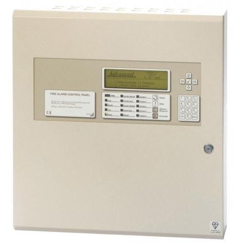 Centrala adresabila cu 2 carduri de bucla Advanced Electronics Mx-4402/D cu carcasa adanca