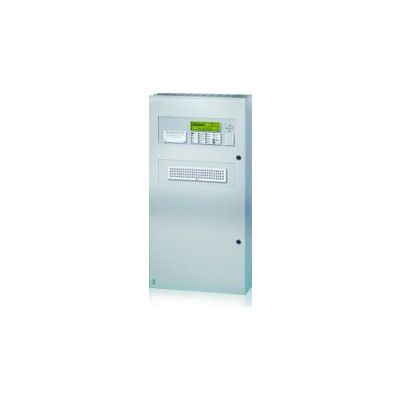 Centrala adresabila cu card de retea tolerant la defecte Advanced Electronics Mx-4808/FT cu 8 carduri de bucla