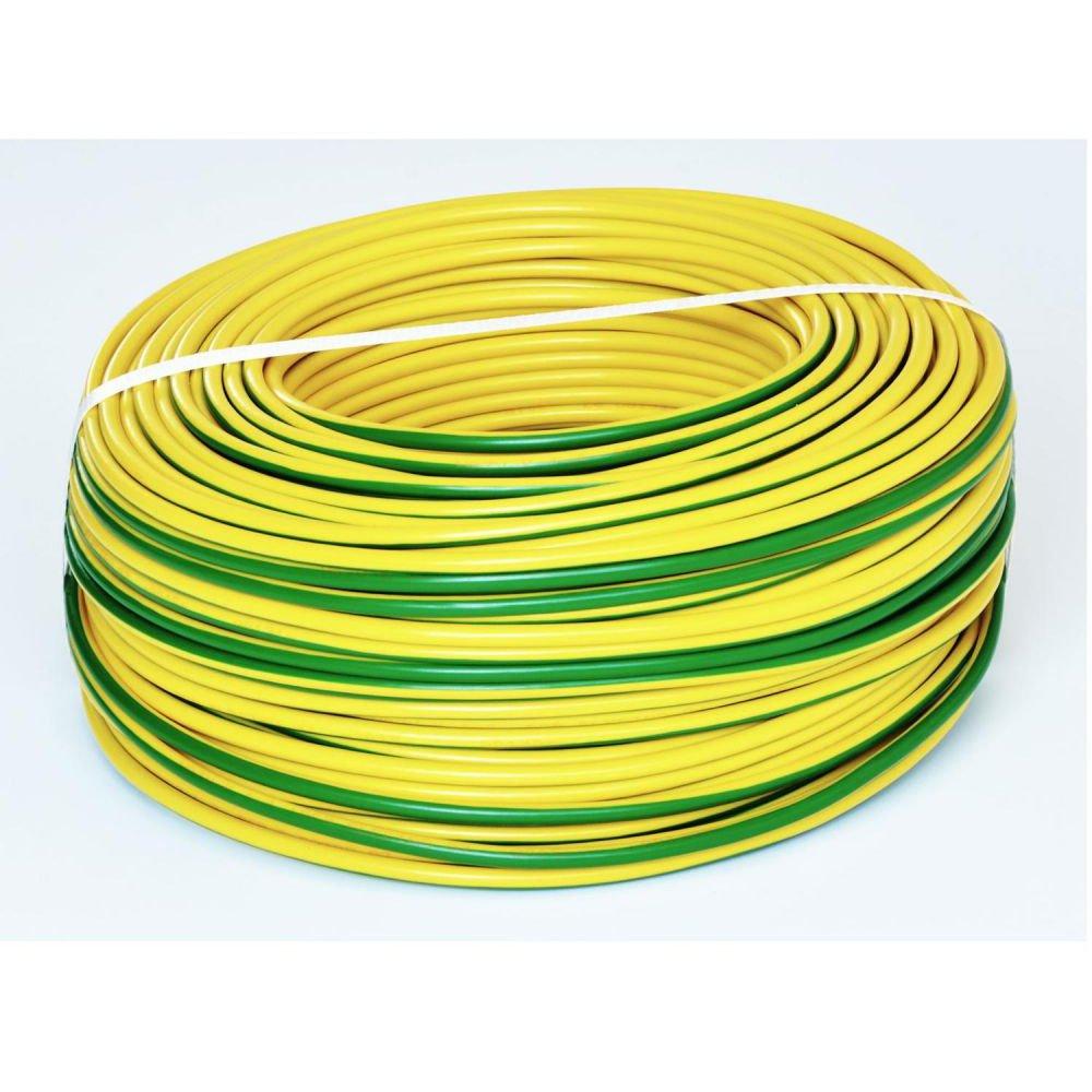 Rola 100m MYF 4 galben/verde