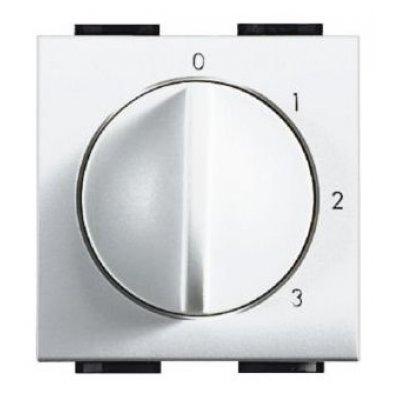 Selector Rotativ 4 pozitii 0-1-2-3 Living Light Bticino N4016