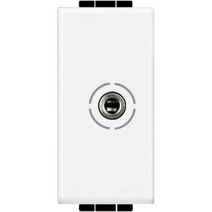 Priza audio-video jack 3.5 Living Light Bticino N4280