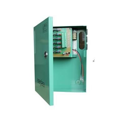 Ansamblu format din cutie metalica + sursa in comutatie 16 A/12V NAV-S16/16C-B