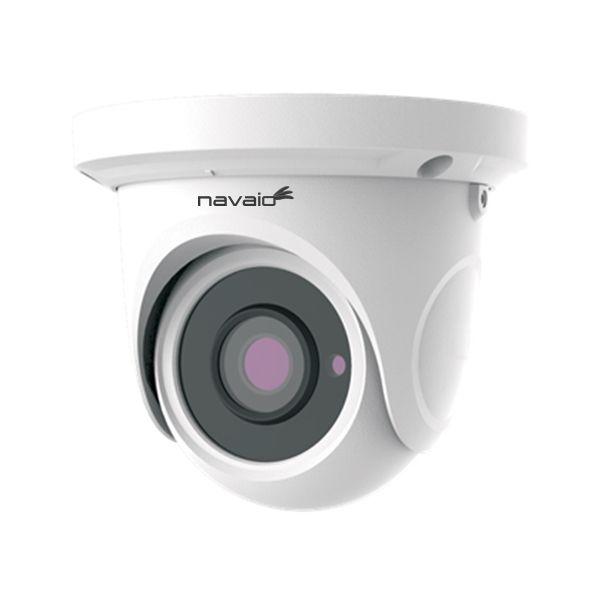 Camera IP dome Navaio NGC-7221FS de exterior 2MP H.264 3.6mm IR 20m IP66 ONVIF PoE