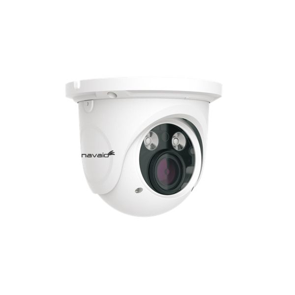 Camera IP dome Navaio NGC-7235VS de exterior 3MP varifocala 2.8-12mm IR 30m IP66 ONVIF PoE