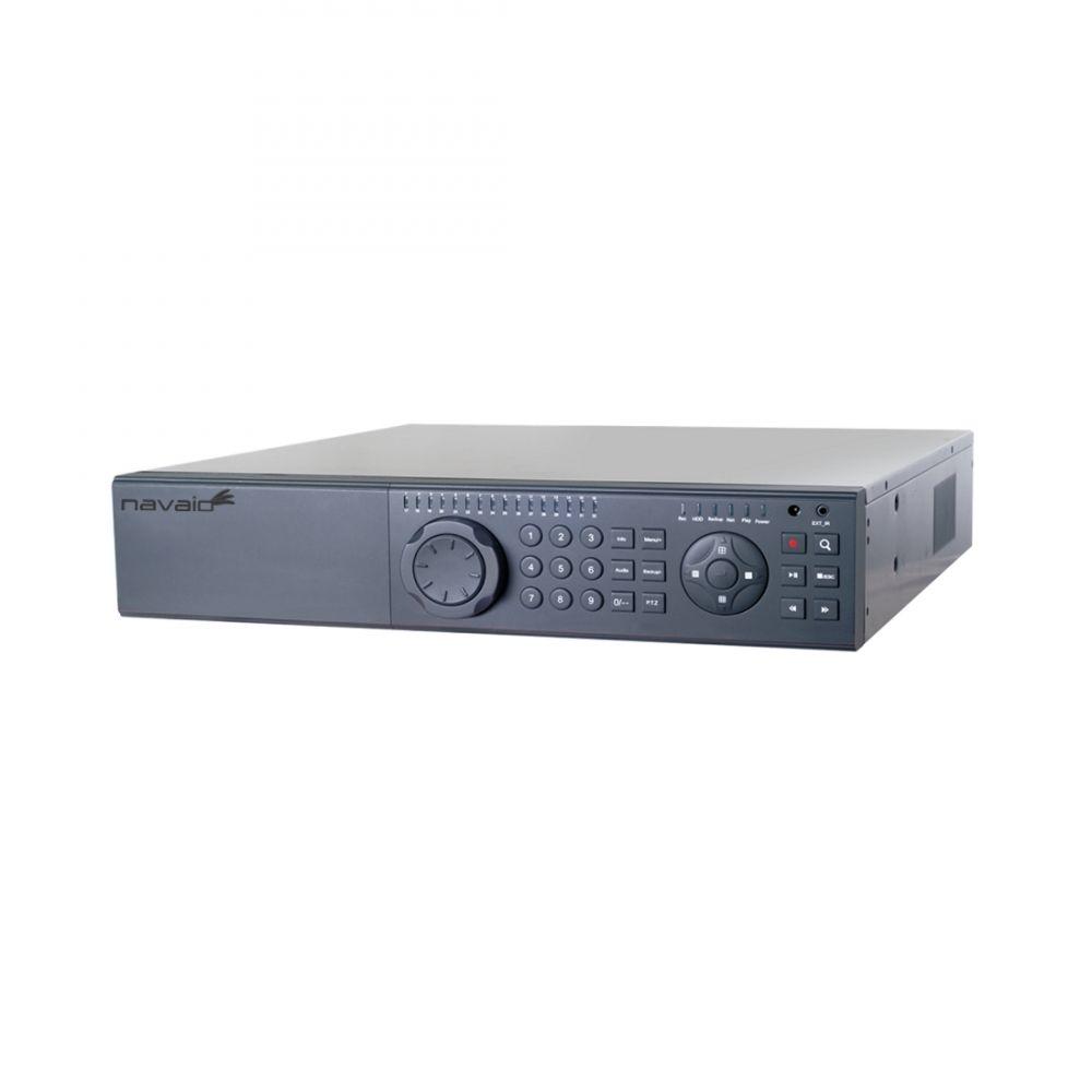 NVR 32 canale real-time Navaio NGD-8832.5PRO pentaplex inregistrare pana la 5MP H.265 HDMI 4K 8xSATA 256Mbps latime de banda