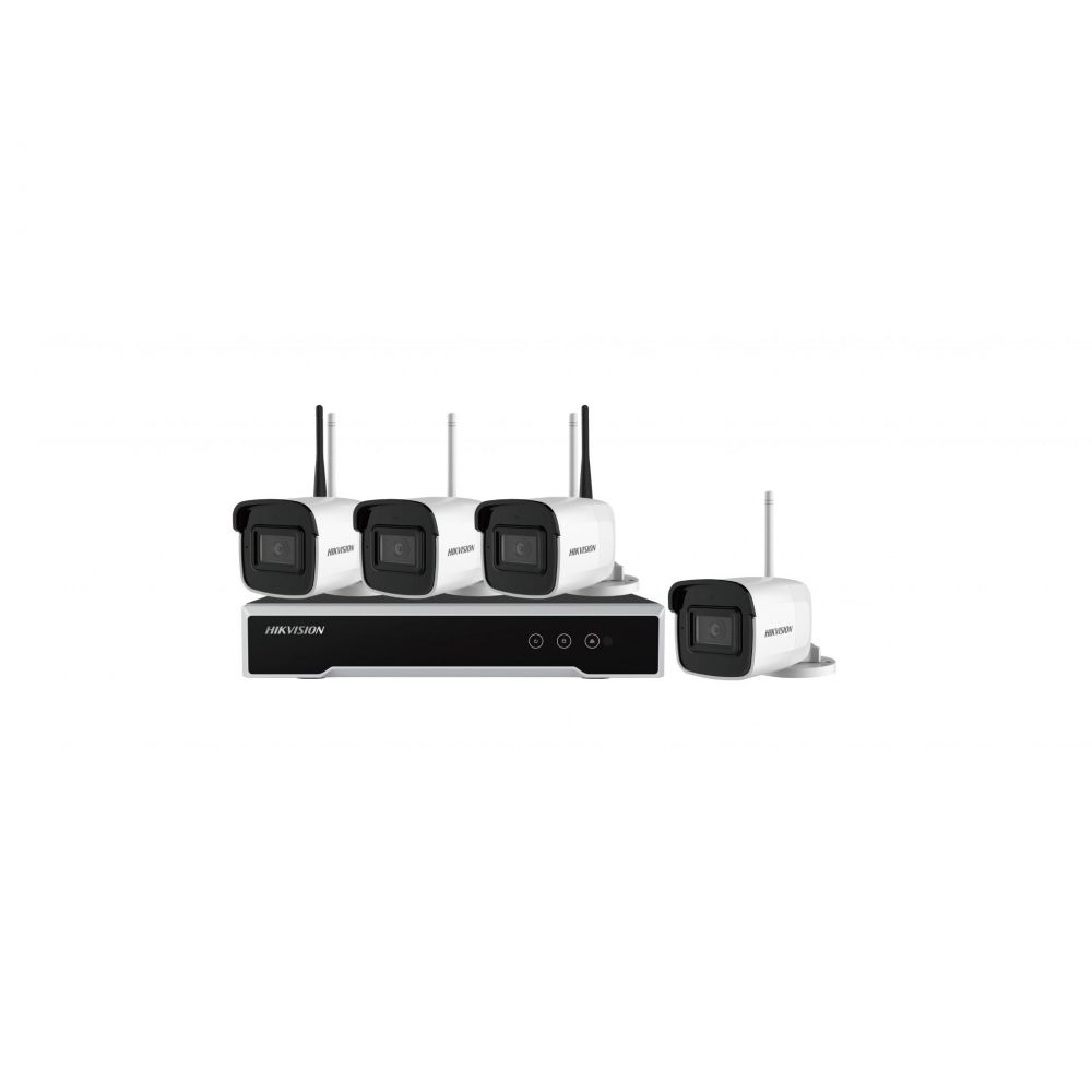 Kit de supraveghere Hikvision NK44W0H-1T(WD) wireless 4MP