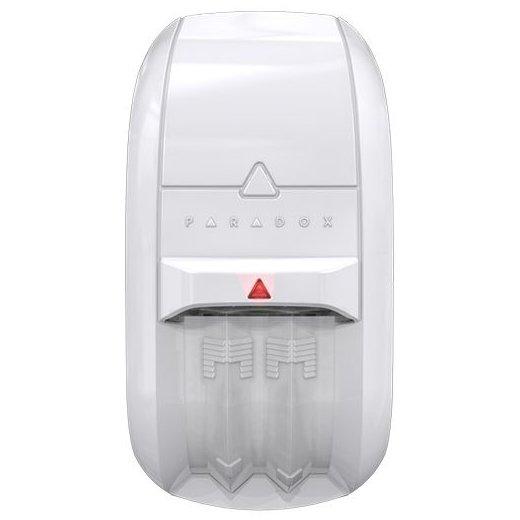 Detector dual cu tehnologie anti-mascare si imunitate la animale Paradox NV75MX