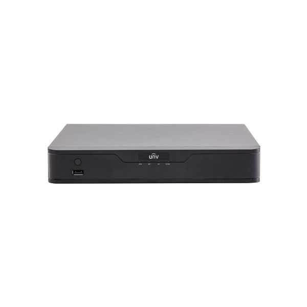 NVR 4 canale Uniview NVR301-04S functii VCA HDMI 4K