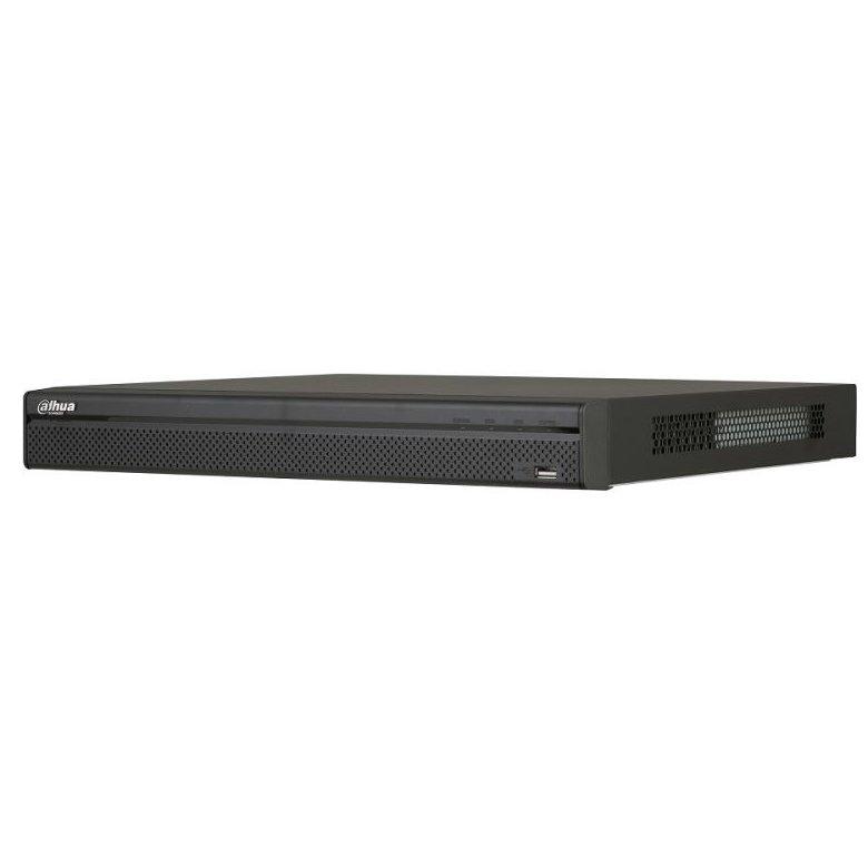 NVR 16 canale Dahua NVR5216-16P-4KS2E 16xPoE 2xSATA ePoE functii IVS H.265+