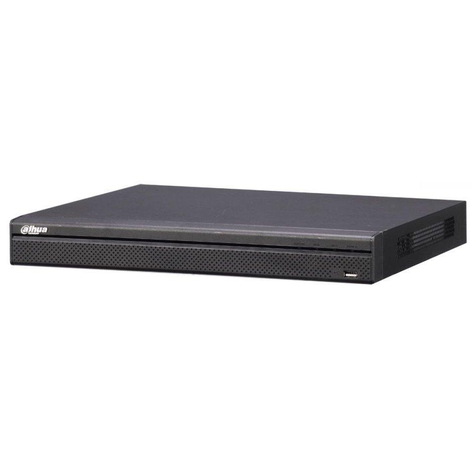 NVR 32 canale Dahua NVR5232-16P-4KS2 16 porturi PoE HDMI 4K 2xSATA H.265