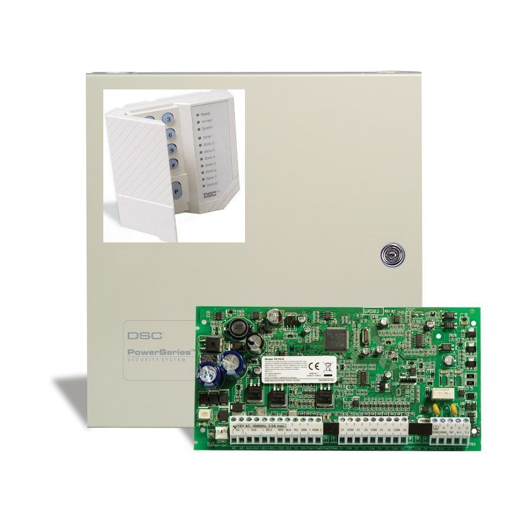 Centrala alarma DSC PC 1616