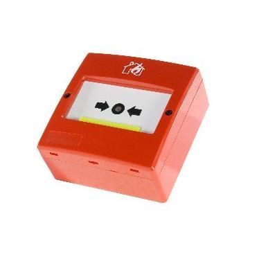 Buton Conventional De Panica Detnov Pcd-100