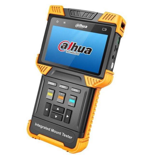 Tester portabil TRIBRID pentru camere IP Dahua sau compatibile Onvif DAHUA PFM900
