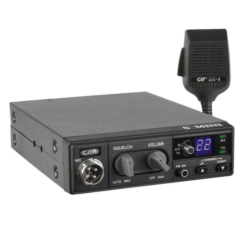 Statie Radio Cb Crt S Mini Pni-crtsmini