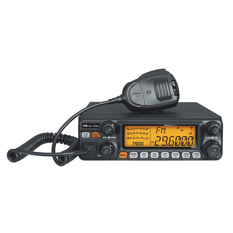 Statie Radio Cb Crt Ss 7900 Am / Fm / Lsb / Usb Pn