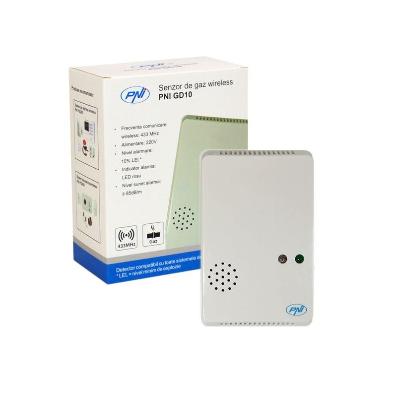 Senzor De Gaz Wireless Pni Gd10 Pni-gd10
