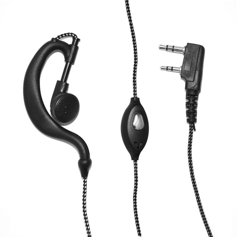 Casca Cu Microfon Pni Hs81 Cu 2 Pini Compatibila C