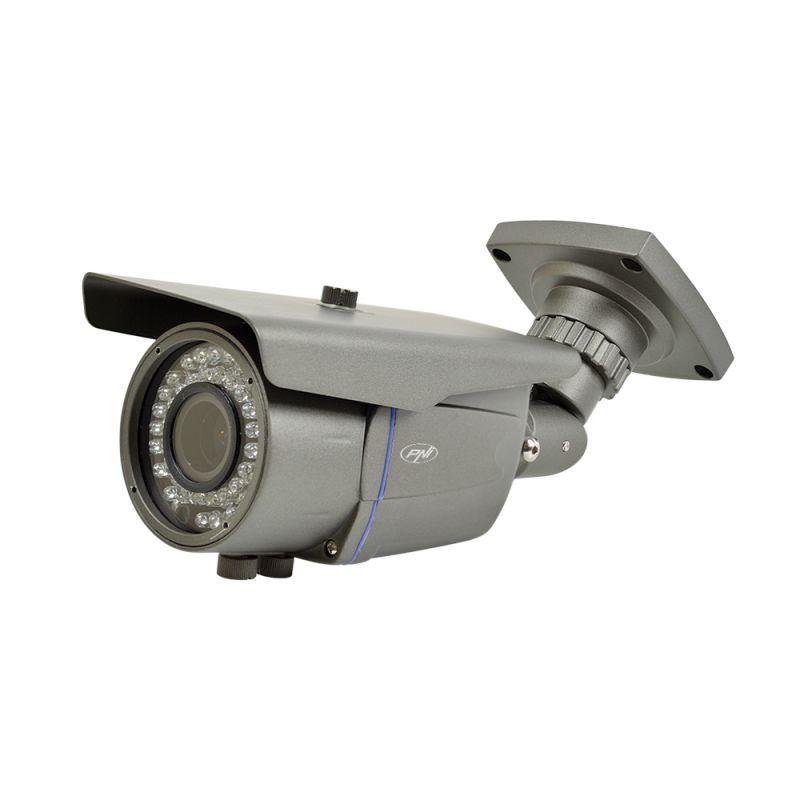 Camera Ip Pni Ip2mp Varifocala De Exterior 1080p Full Hd